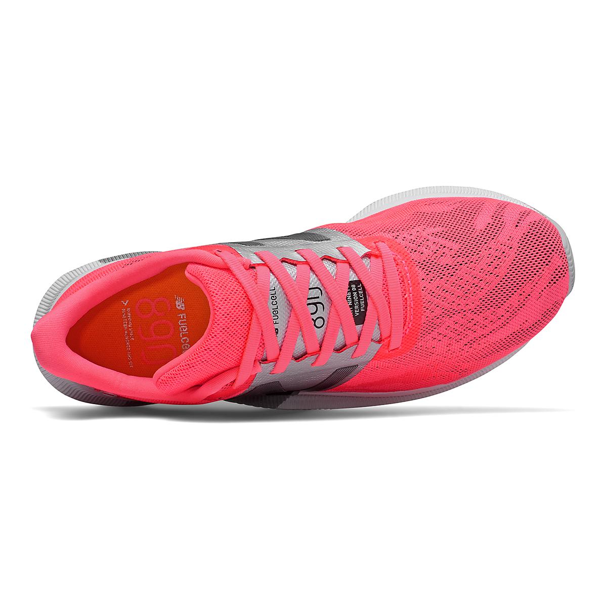 Women's New Balance 890V8 Running Shoe - Color: Guava - Size: 7 - Width: Regular, Guava, large, image 3