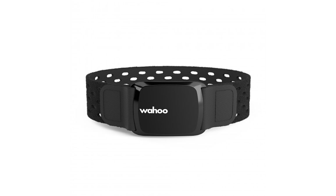 Wahoo TICKR FIT Optical Heart Rate Monitor Armband - CT, Black, large, image 3