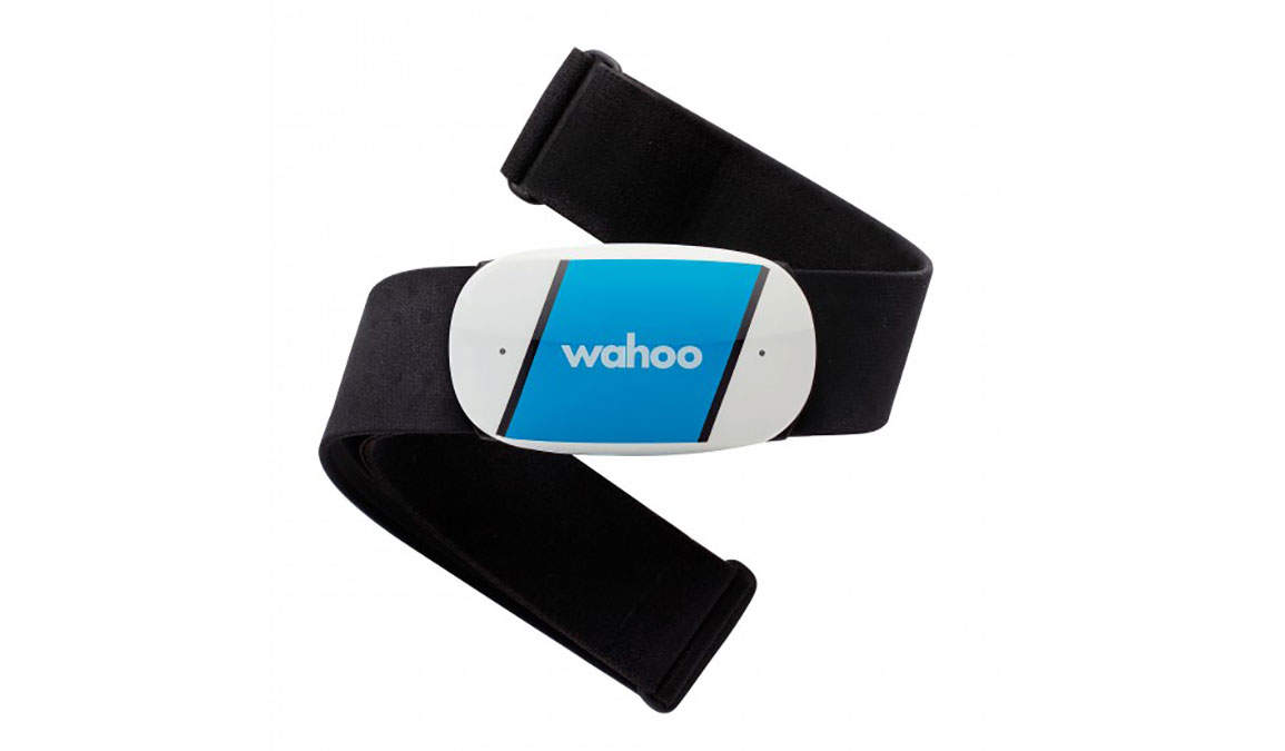 Wahoo TICKR Heart Rate Monitor (Bluetooth/ANT+) - CT, Black, large, image 1