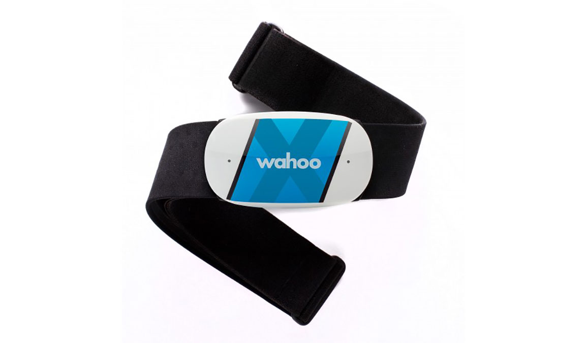 Wahoo TICKR X Heart Rate Monitor with Cadence and Memory - CT, Black, large, image 1