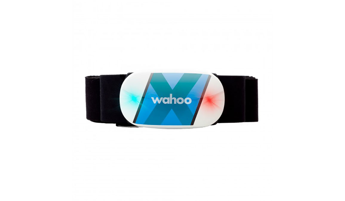 Wahoo TICKR X Heart Rate Monitor with Cadence and Memory - CT, Black, large, image 2