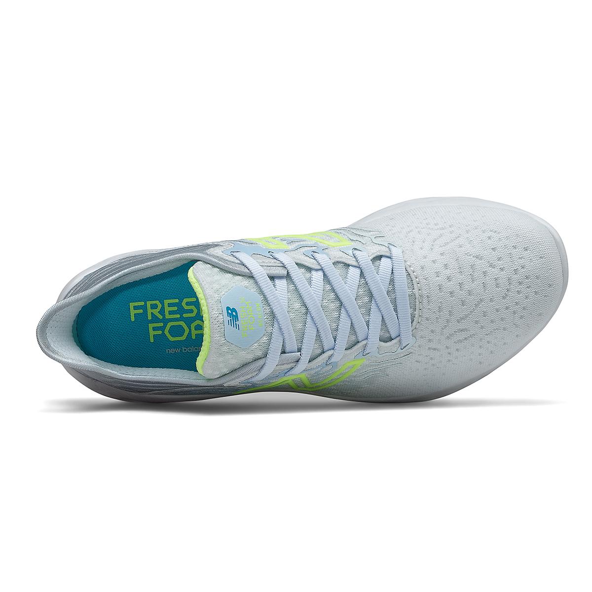 Women's New Balance Beacon V3 Running Shoe - Color: Star Glo/Bleacher Lime Glo - Size: 7 - Width: Regular, Star Glo/Bleacher Lime Glo, large, image 3