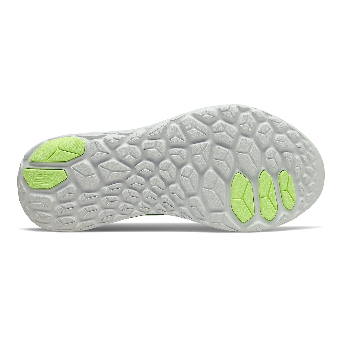 Women's New Balance Beacon V3 Running Shoe - Color: Vivid Coral/Citrus Punch - Size: 5 - Width: Regular, Vivid Coral/Citrus Punch, large, image 4