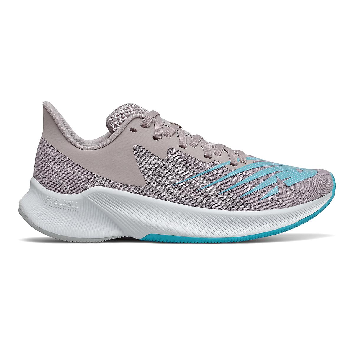 Women's New Balance Fuelcell Prism Running Shoe - Color: Logwood/Virtual Sky - Size: 5 - Width: Regular, Logwood/Virtual Sky, large, image 1