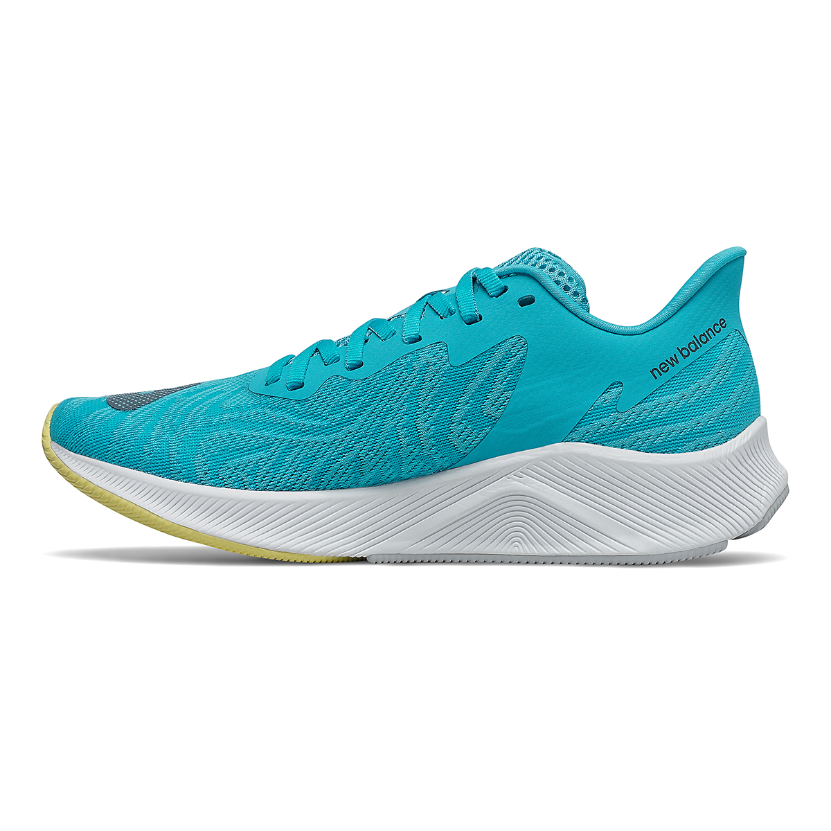 Women's New Balance Fuelcell Prism Running Shoe - Color: Virtual Sky/First Light - Size: 5 - Width: Regular, Virtual Sky/First Light, large, image 2