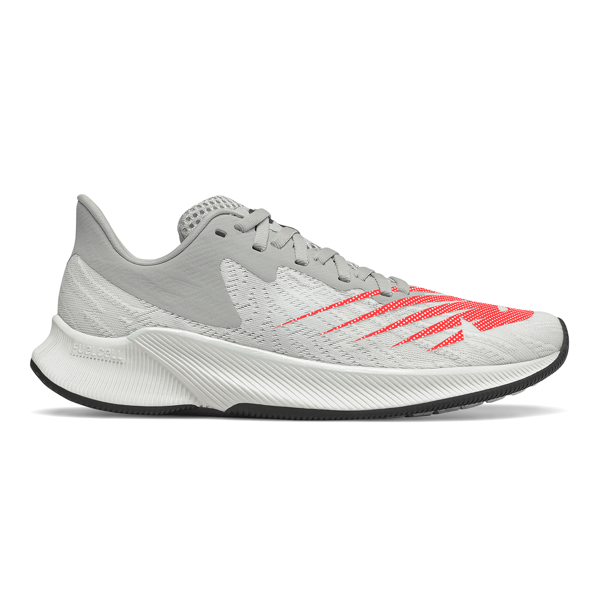 Women's New Balance FuelCell Prism Running Shoe - Color: White - Size: 6 - Width: Regular, White, large, image 1