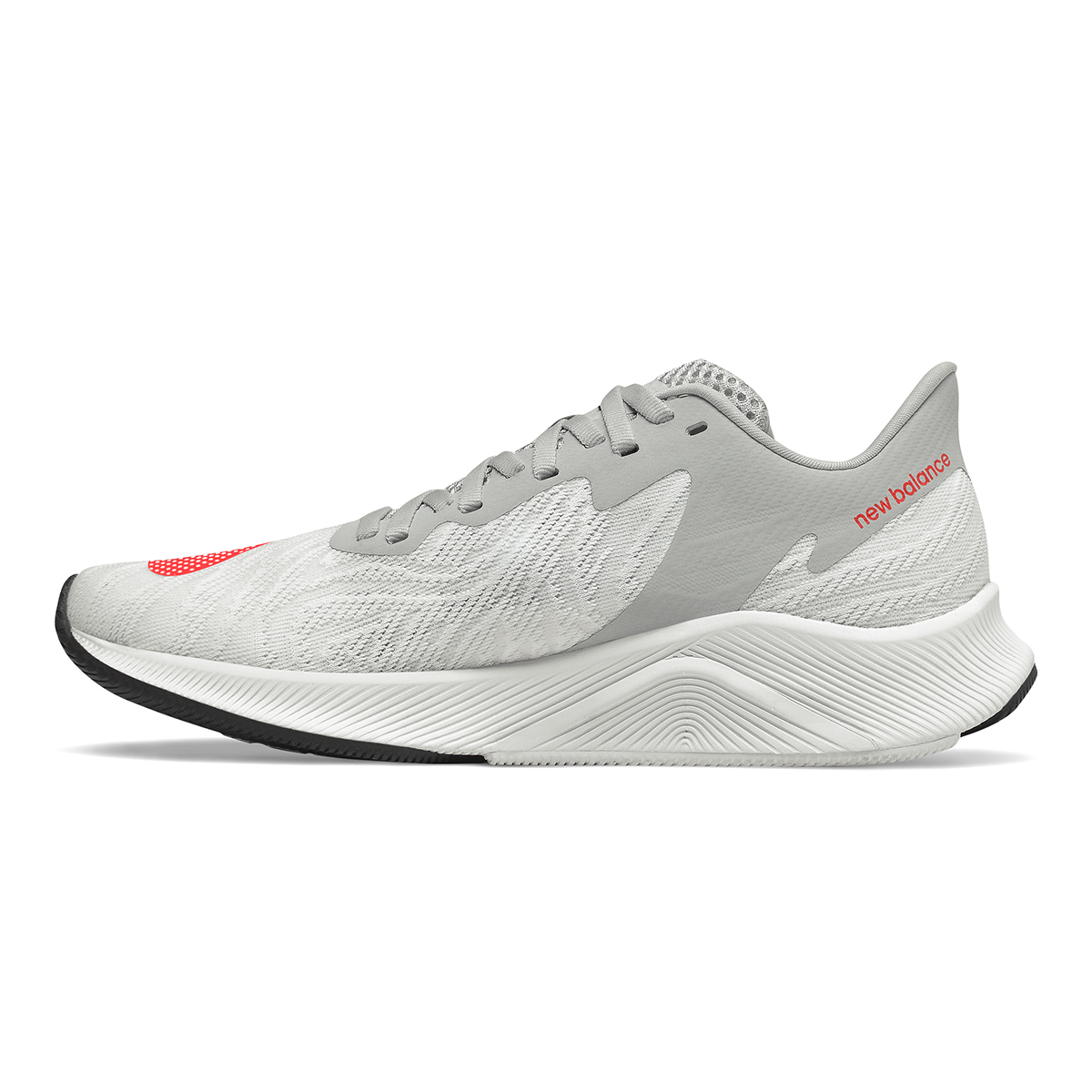 Women's New Balance FuelCell Prism Running Shoe - Color: White - Size: 6 - Width: Regular, White, large, image 2