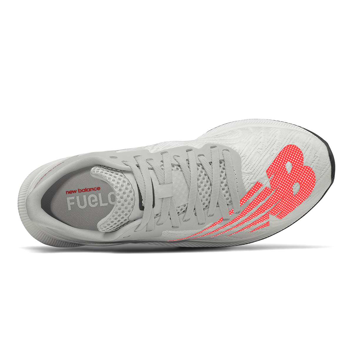 Women's New Balance FuelCell Prism Running Shoe - Color: White - Size: 6 - Width: Regular, White, large, image 3