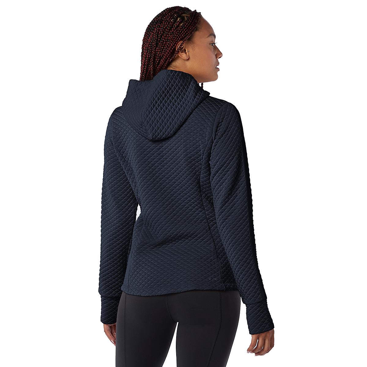 Women's New Balance Heatloft Jacket - Color: Eclipse Heather - Size: XS, Eclipse Heather, large, image 2