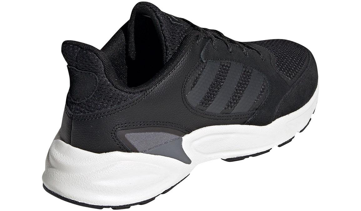 Women's Adidas 90s Valasion Running Shoe - Color: Core Black/Night Metallic (Regular Width) - Size: 10, Core Black/Night Metallic, large, image 4
