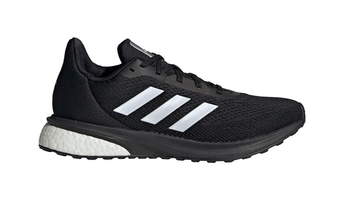 Women's Adidas Astrarun Running Shoe - Color: Core Black/Cloud White (Regular Width) - Size: 5, Core Black/Cloud White, large, image 1