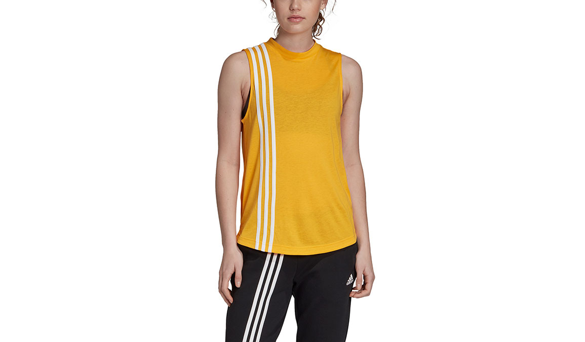 Women's Adidas Must Haves 3 Stripe Tank, , large, image 1