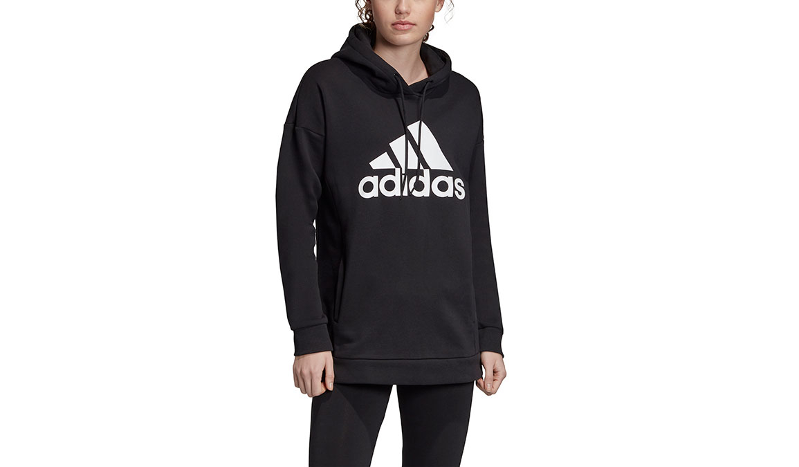 Women's Adidas Must Haves Badge Of Sport Hoodie, , large, image 1