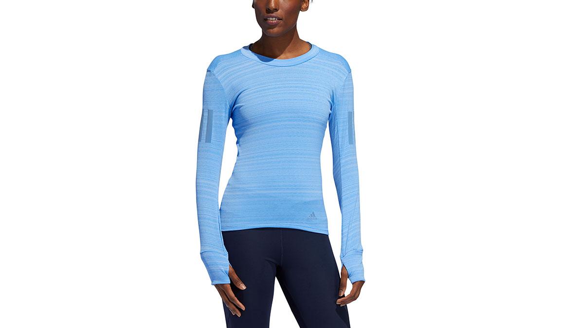 Women's Adidas Rise Up N Run Long Sleeve, , large, image 1