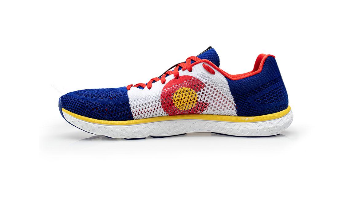 Women's Altra Escalante Racer Running Shoe - Bolder Boulder - Color: Colorado (Regular Width) - Size: 10, Colorado, large, image 2
