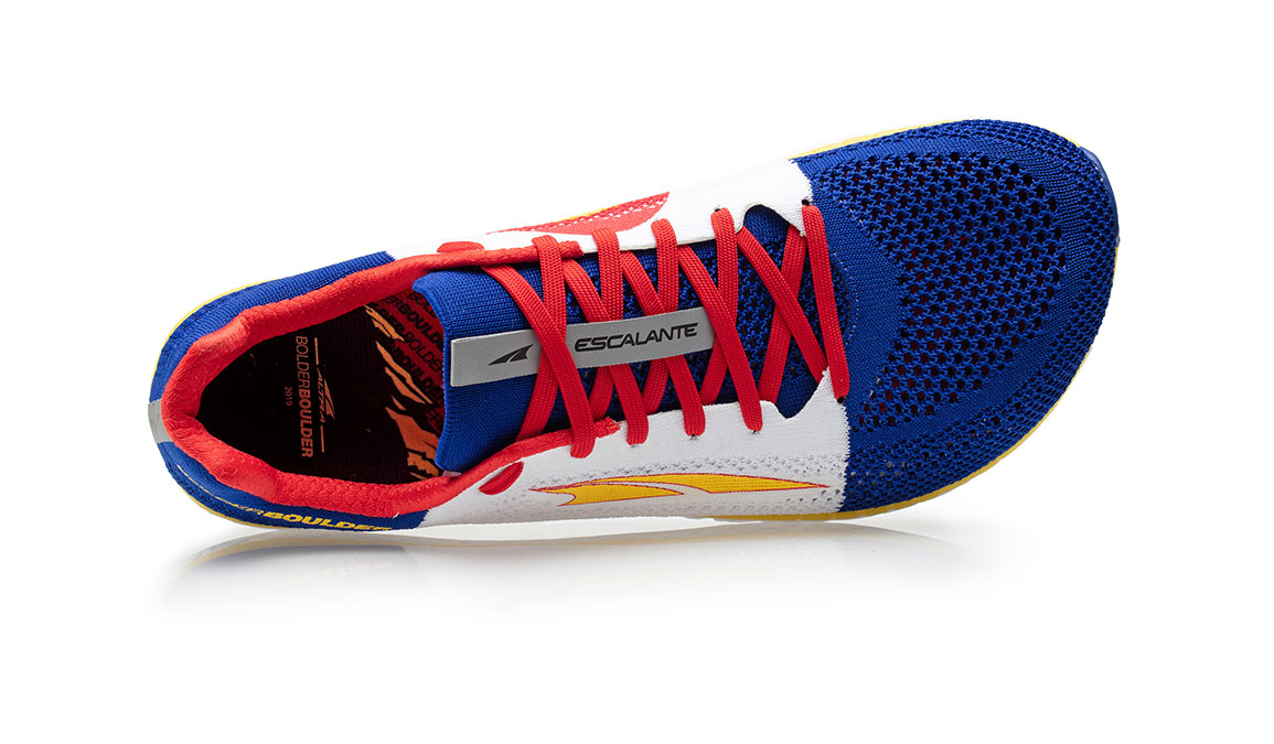 Women's Altra Escalante Racer Running Shoe - Bolder Boulder - Color: Colorado (Regular Width) - Size: 10, Colorado, large, image 3