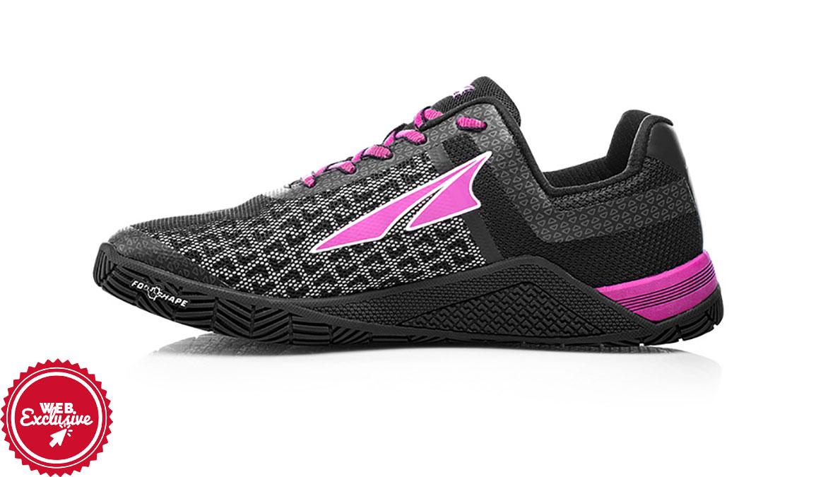 Details about  /ALTRA Women/'s HIIT Xt Cross-Training Shoe Black//Purple