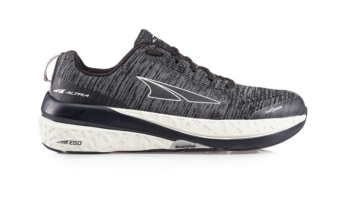 Women's Altra Paradigm 4 Running Shoe - Color: Black (Regular Width) - Size: 5.5, Black, large, image 1