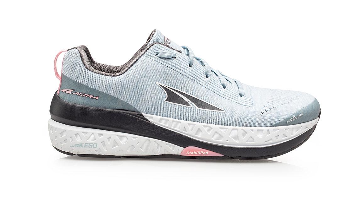 Women's Altra Paradigm 4.5 Running Shoe - Color: Blue (Regular Width) - Size: 5.5, Blue, large, image 1