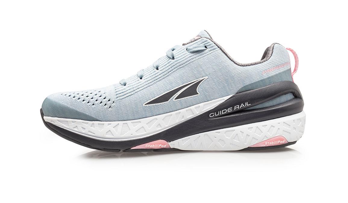Women's Altra Paradigm 4.5 Running Shoe - Color: Blue (Regular Width) - Size: 5.5, Blue, large, image 2