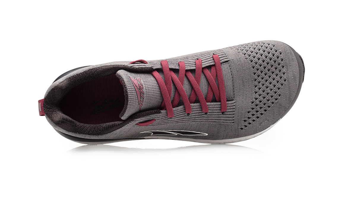 Women's Altra Paradigm 4.5 Running Shoe - Color: Grey (Regular Width) - Size: 6.5, Grey, large, image 3
