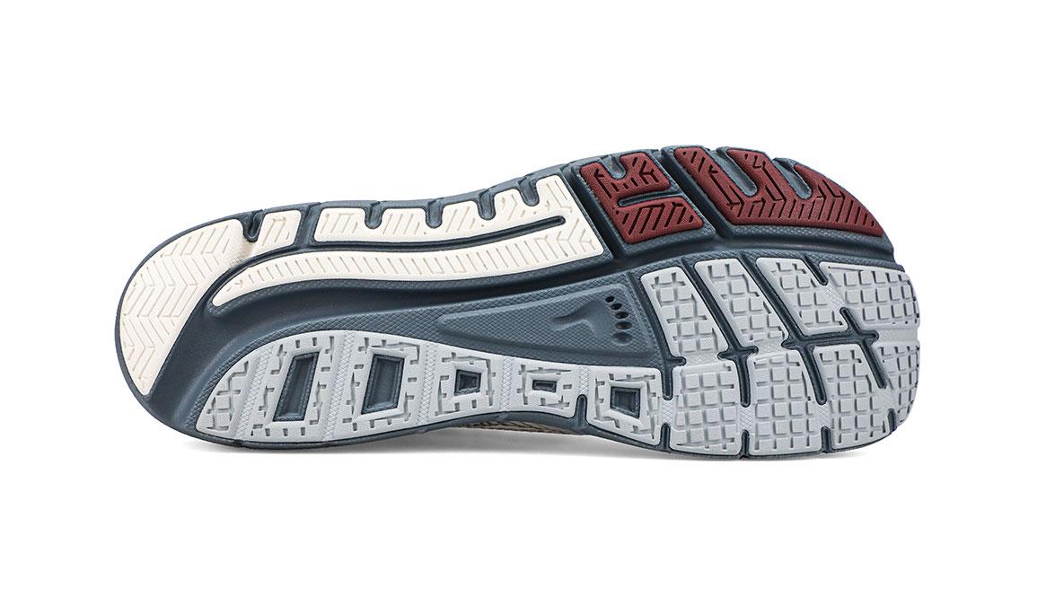 Women's Altra Provision 4 Running Shoe - Color: White/Burgundy (Regular Width) - Size: 5.5, White/Burgundy, large, image 3