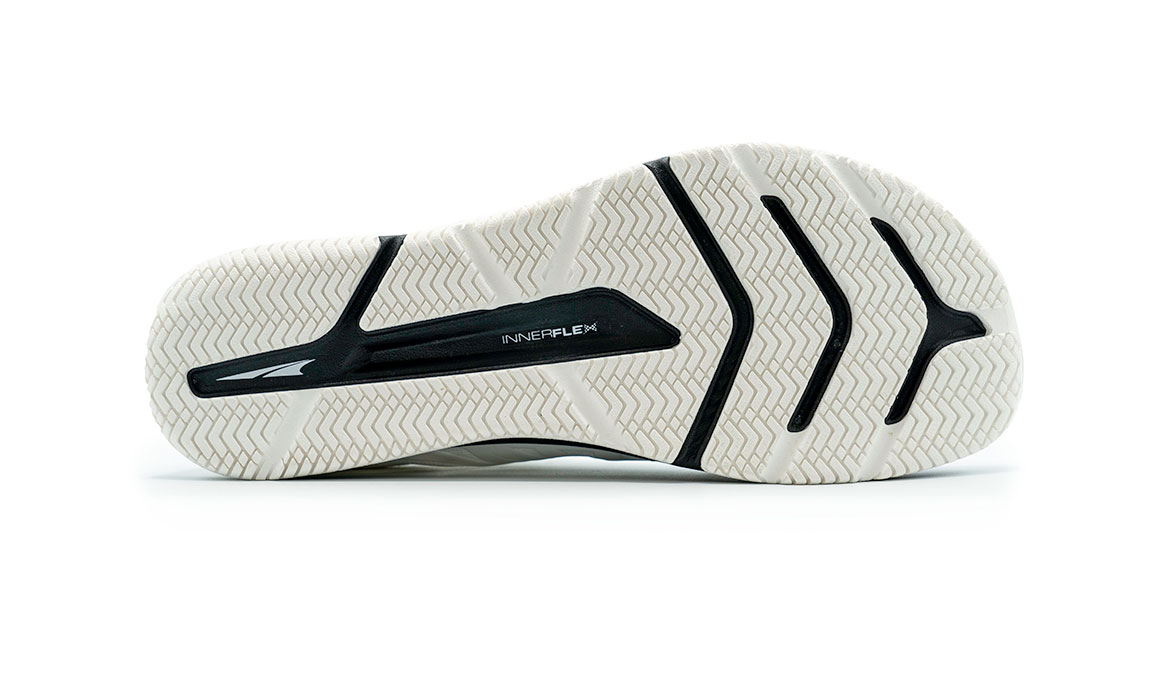 Women's Altra Solstice XT Training Shoes - Color: White/Black (Regular Width) - Size: 5.5, White/Black, large, image 4