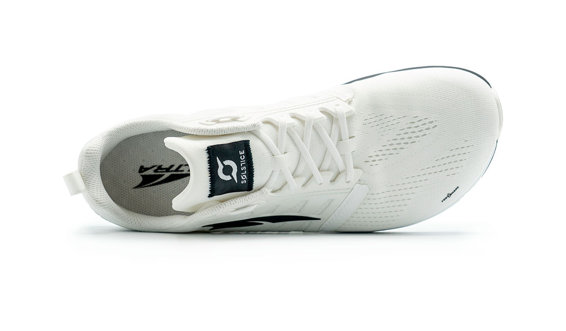 Women's Altra Solstice XT Training Shoes - Color: White/Black (Regular Width) - Size: 5.5, White/Black, large, image 7
