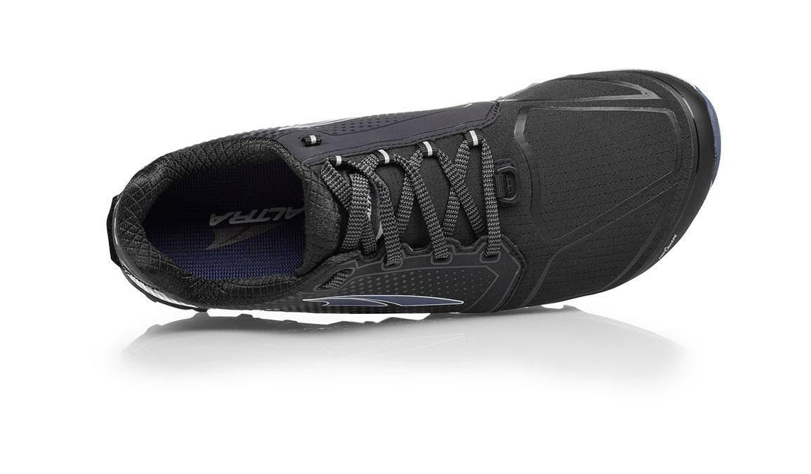 Women's Altra Superior 4.0 Trail Running Shoe - Color: Black/Purple (Regular Width) - Size: 9.5, Black/Purple, large, image 3