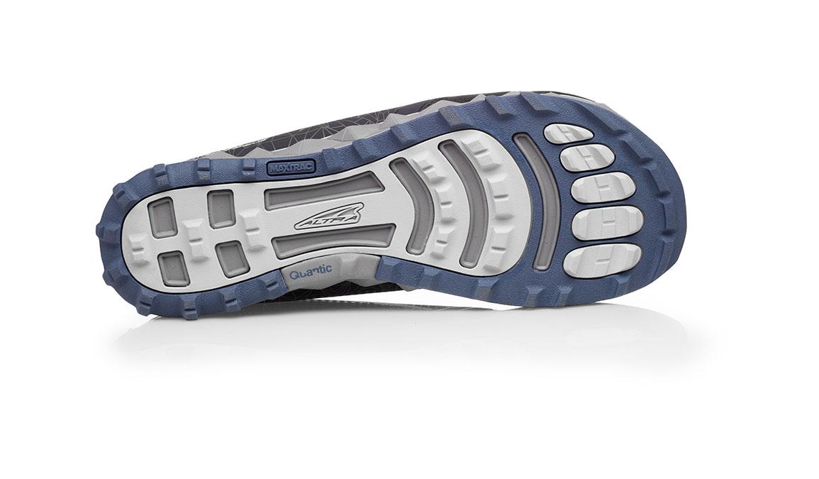 Women's Altra Superior 4.0 Trail Running Shoe - Color: Black/Purple (Regular Width) - Size: 9.5, Black/Purple, large, image 4
