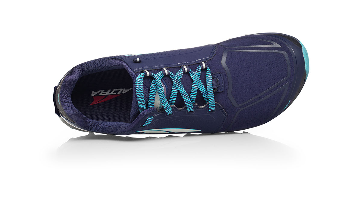 Women's Altra Superior 4.0 Trail Running Shoe - Color: Dark Blue (Regular Width) - Size: 6, Dark Blue, large, image 3