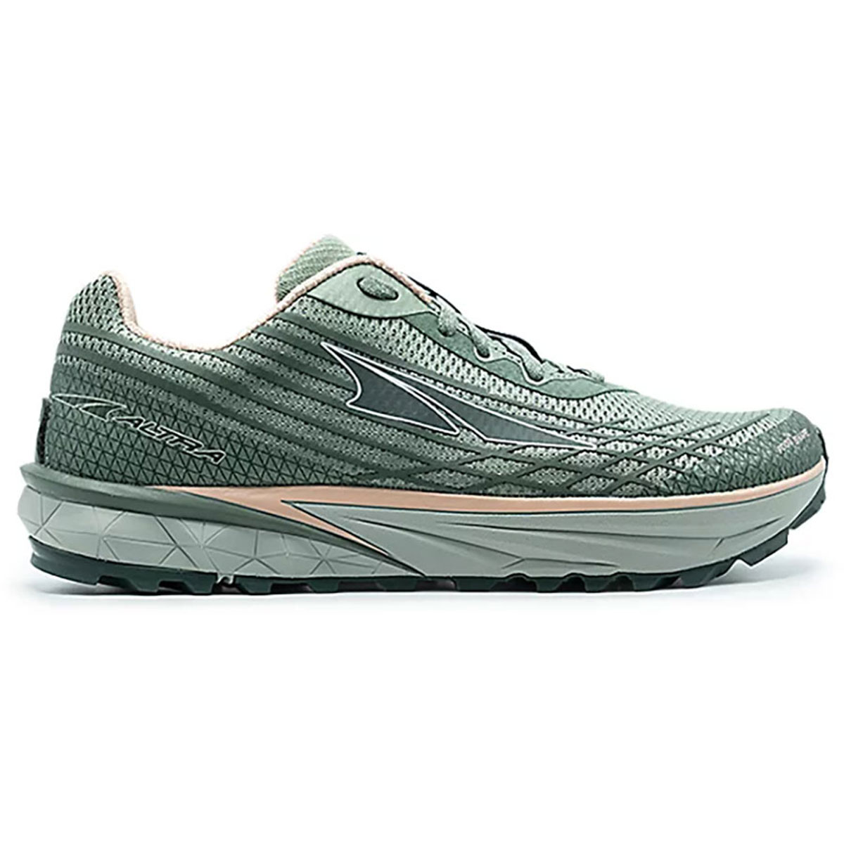 Women's Altra Timp 2 Running Shoe - Color: Lily Pad Green (Regular Width) - Size: 6.5, Lily Pad Green, large, image 1