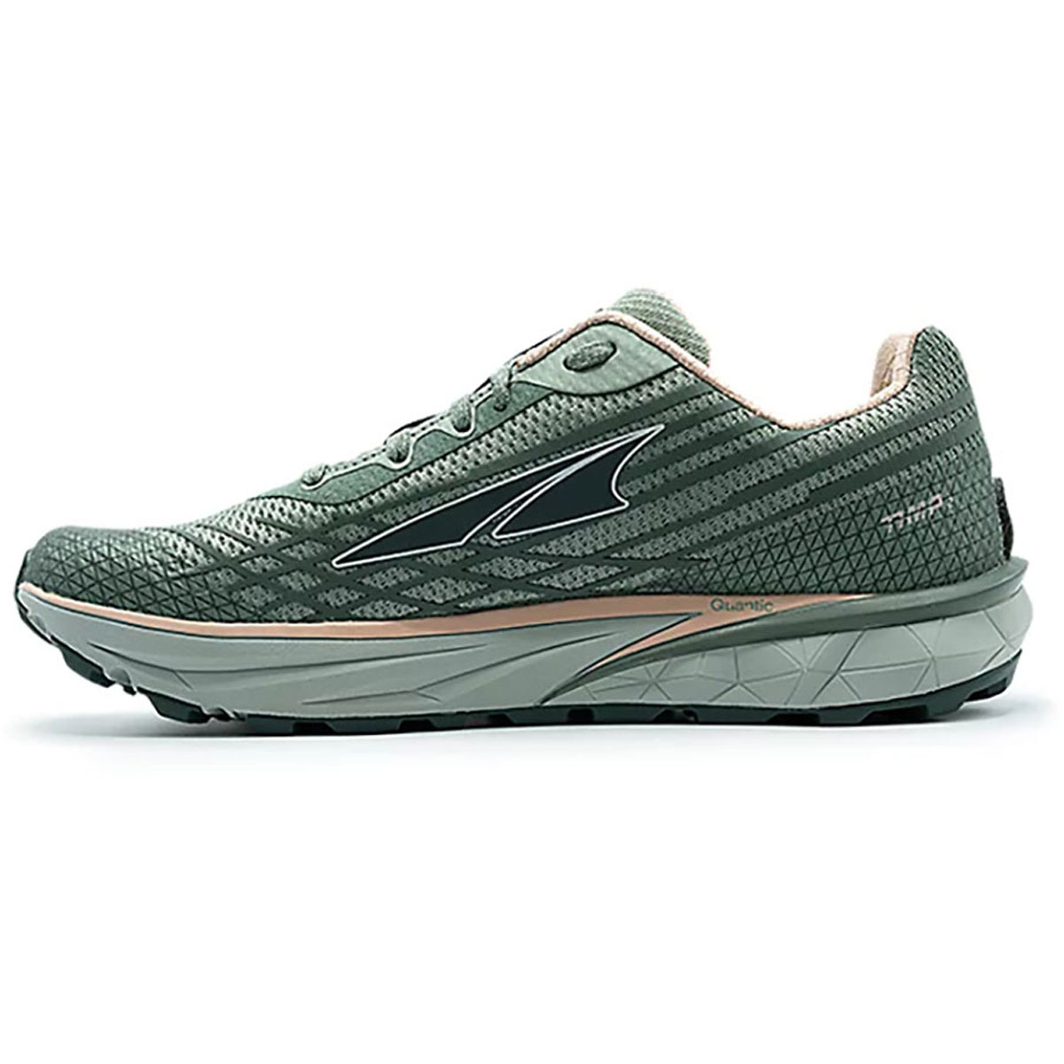 Women's Altra Timp 2 Running Shoe - Color: Lily Pad Green (Regular Width) - Size: 6.5, Lily Pad Green, large, image 2