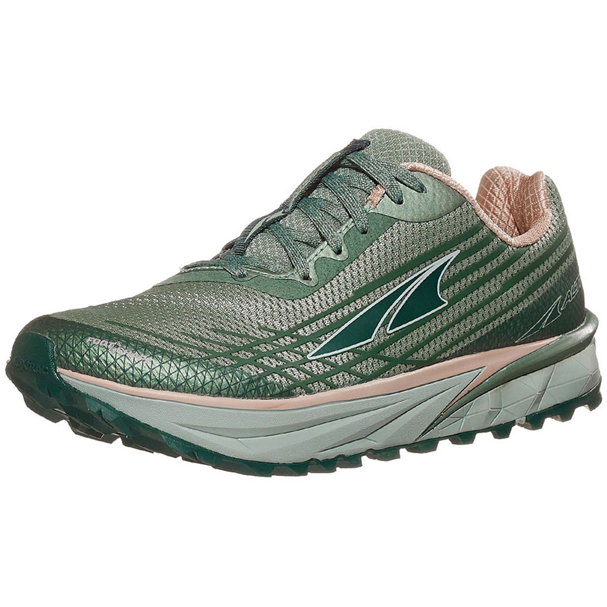 Women's Altra Timp 2 Running Shoe - Color: Lily Pad Green (Regular Width) - Size: 6.5, Lily Pad Green, large, image 3