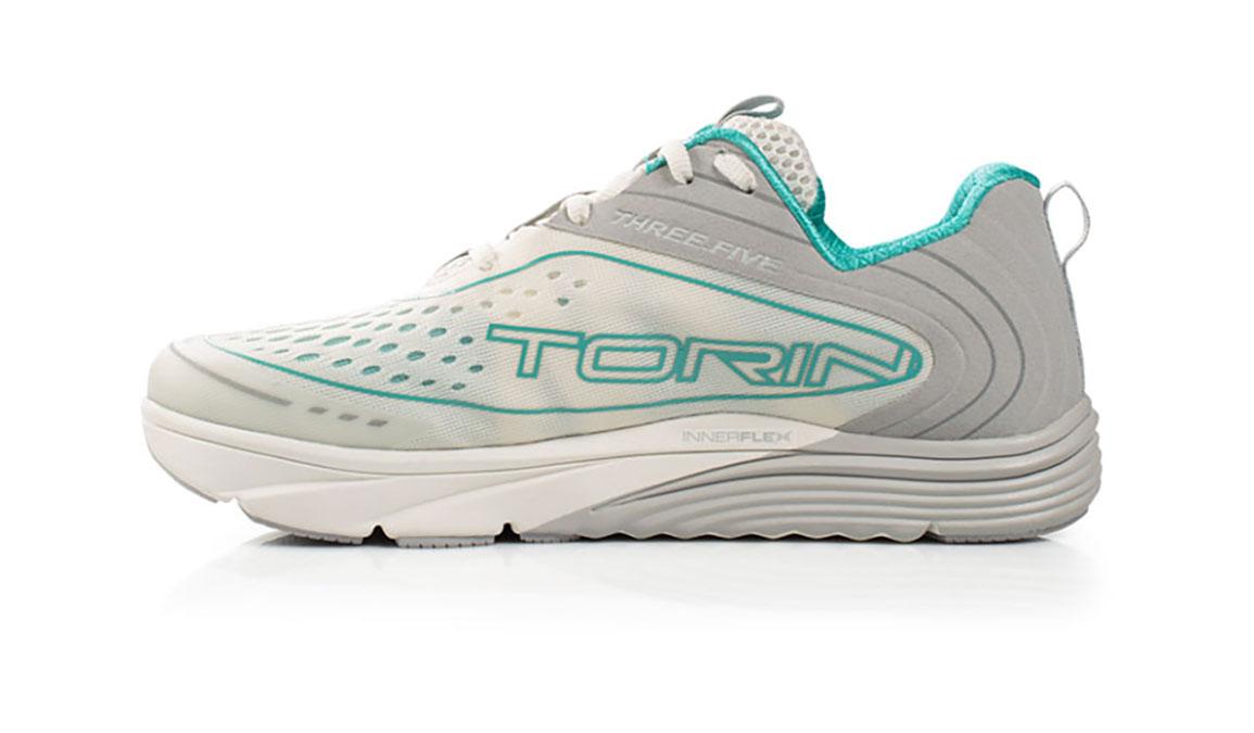 Women's Altra Torin 3.5 Running Shoe - Color: White (Regular Width) - Size: 6, White, large, image 2