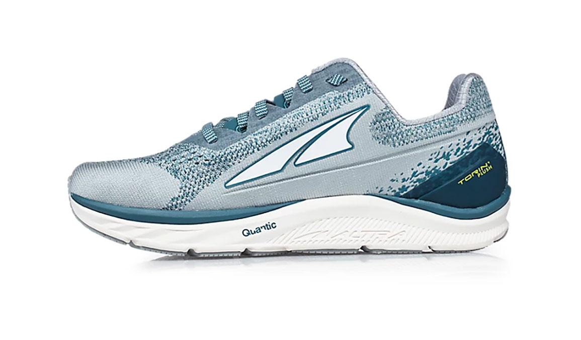 Women's Altra Torin 4 Plush Running Shoe - Color: Grey (Regular Width) - Size: 10, Grey, large, image 2