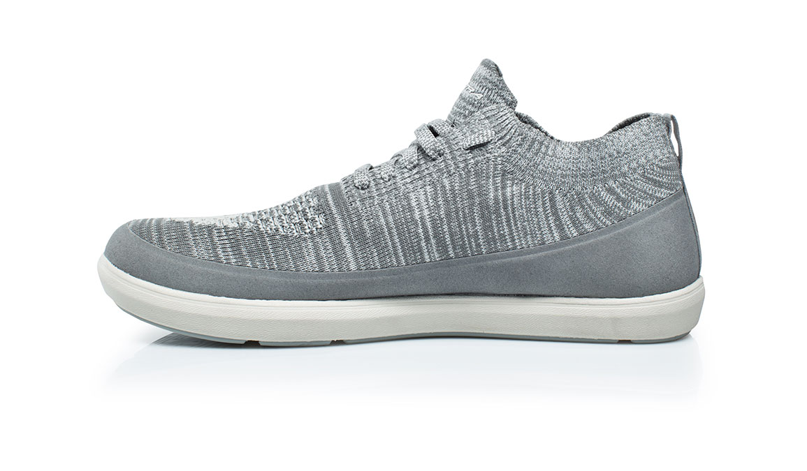 Women's Altra Vali Lifestyle Shoe - Color: Grey (Regular Width) - Size: 5.5, Grey, large, image 2