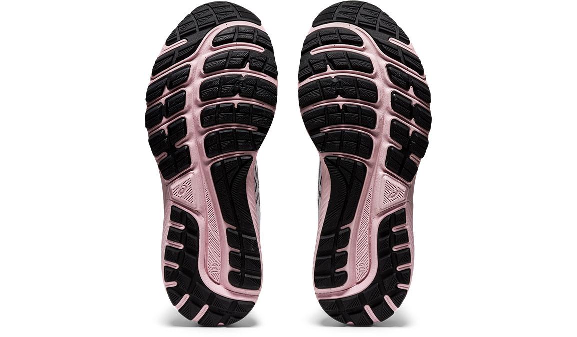 Women's Asics GEL-Cumulus 22 Running Shoe - Color: White/Ginger (Regular Width) - Size: 6, White/Pink, large, image 5