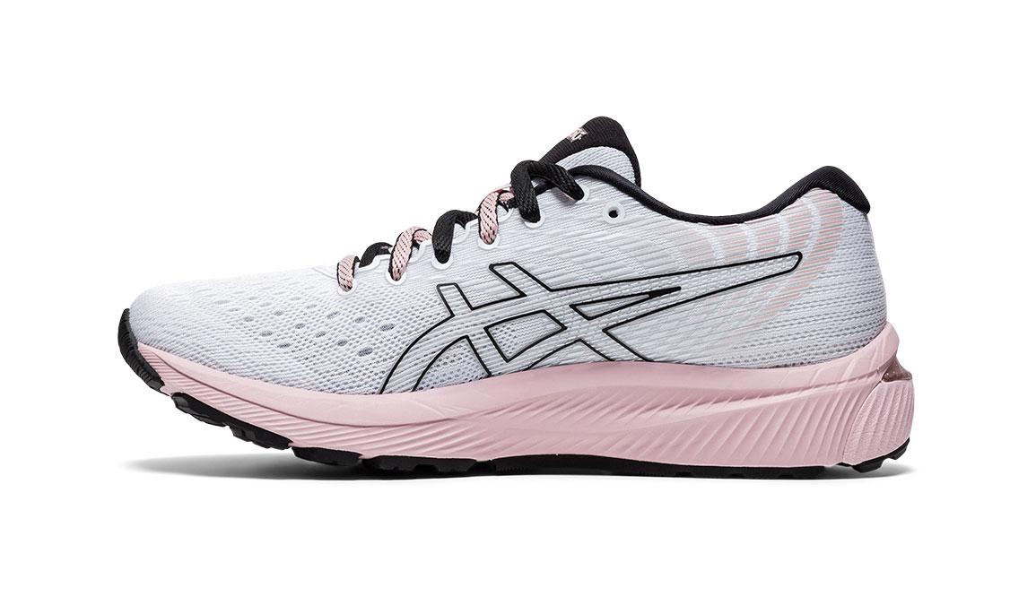 Women's Asics GEL-Cumulus 22 Running Shoe - Color: White/Ginger (Regular Width) - Size: 6, White/Pink, large, image 3