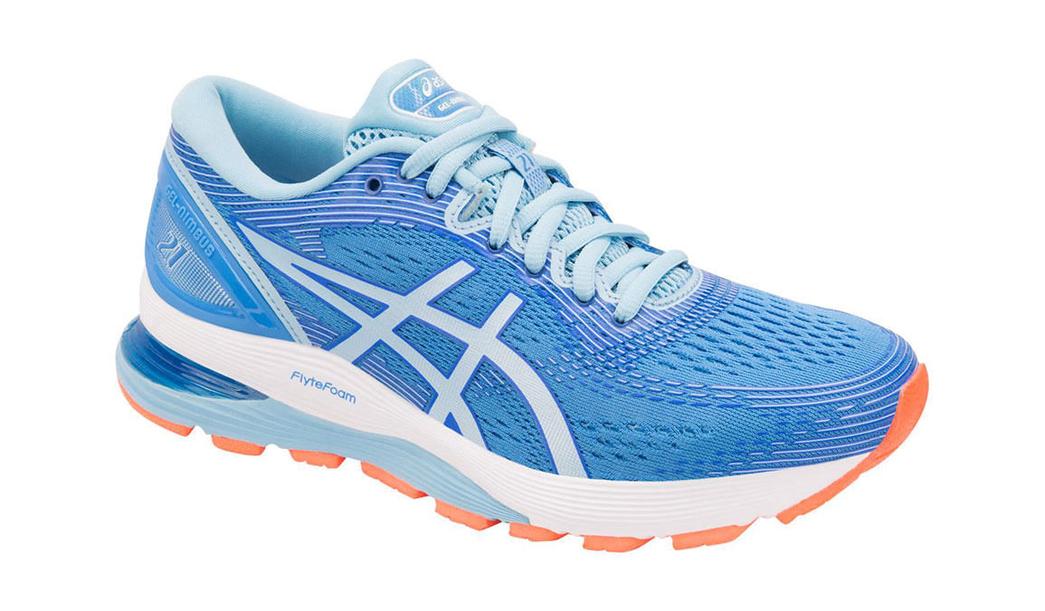 compare asics womens running shoes