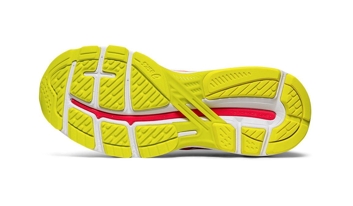 Women's Asics GT-2000 7 Arise Running Shoe - Color: White/Laser Pink (Regular Width) - Size: 7, White/Pink, large, image 3