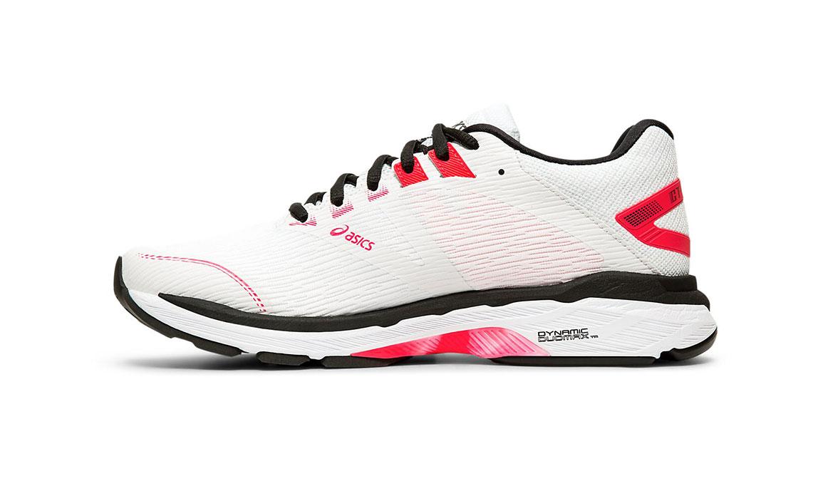 Women's Asics GT-2000 7 Twist Running Shoe - Color: White/White (Regular Width) - Size: 5, White/White, large, image 2