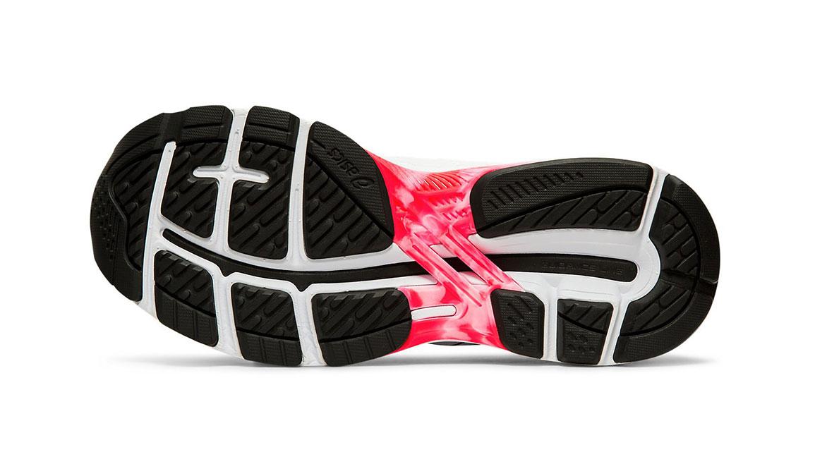 Women's Asics GT-2000 7 Twist Running Shoe - Color: White/White (Regular Width) - Size: 5, White/White, large, image 3