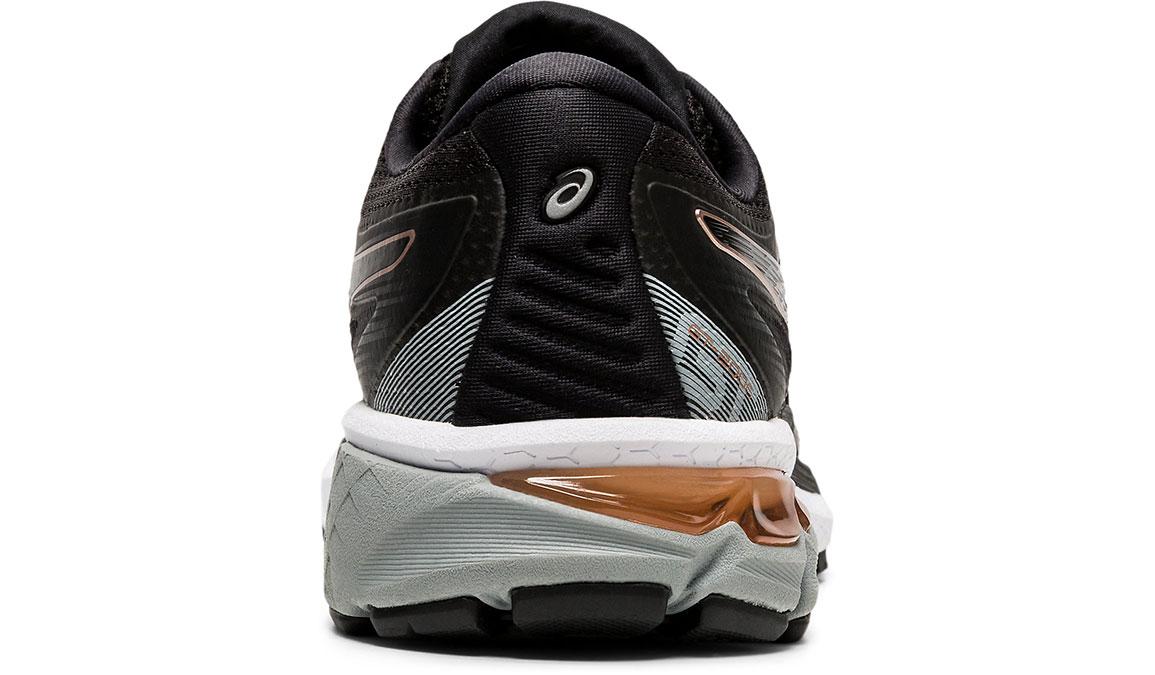 Women's Asics GT-2000 8 Running Shoe - Color: Black/Rose Gold (Regular Width) - Size: 5, Black/Rose Gold, large, image 4