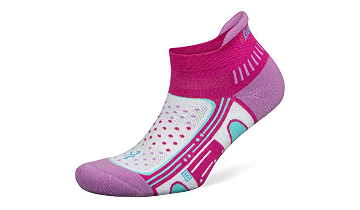 Women's Balega Enduro No Show Socks - Color: Bright Lilac Size: S, Lilac, large, image 1