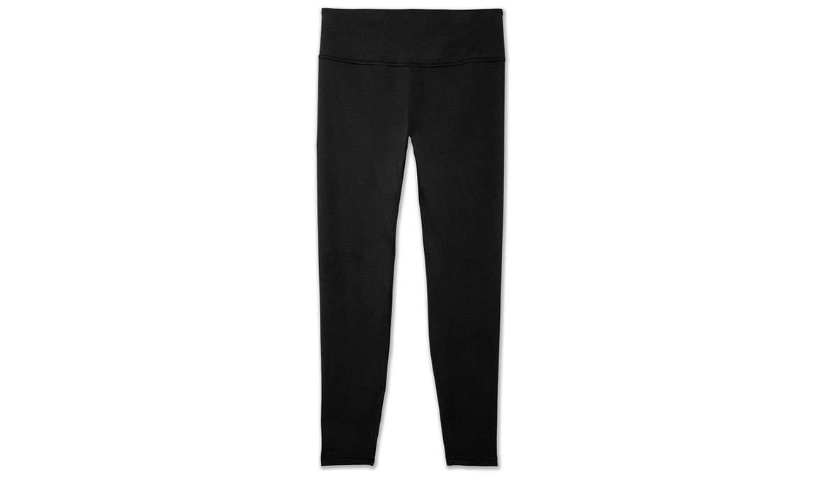 Women's Brooks Greenlight Essential Tight  - Color: Black Size: M, Black, large, image 4