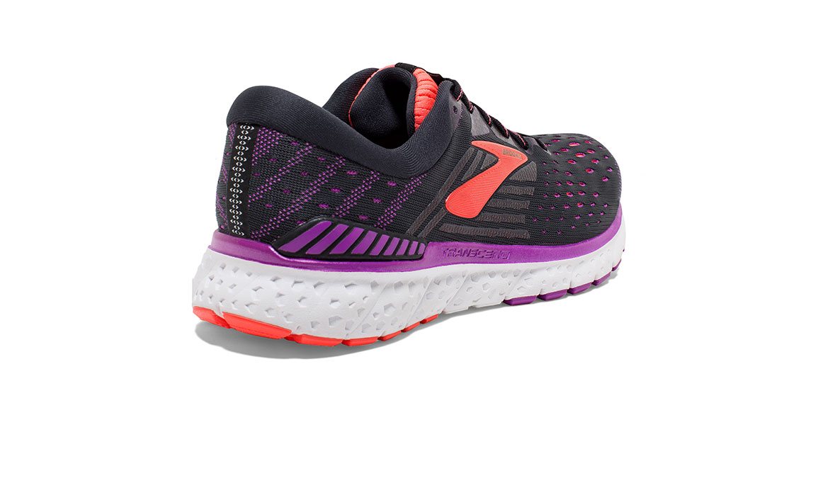 BROOKS TRANSCEND 6  WOMENS LADIES SUPPORT RUNNING GYM TRAINERS SHOES 6.5 7.5 8