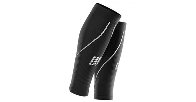 Women's CEP Compression Progressive+ Compression Calf Sleeves 2.0 - Color: Black - Size: IV, Black, large, image 1
