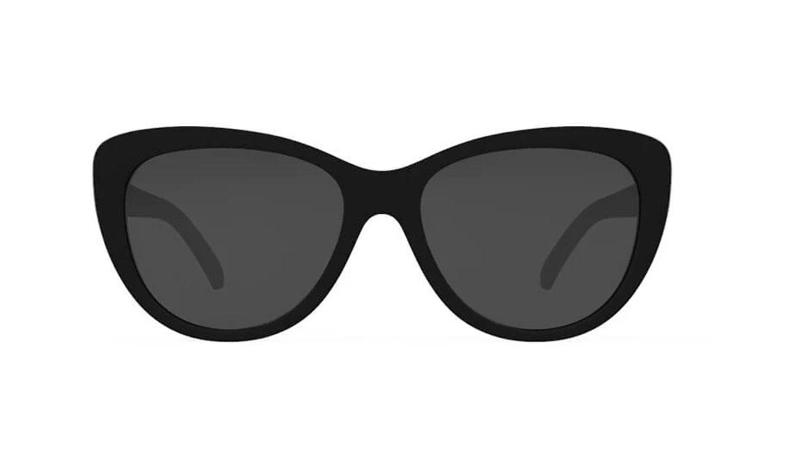 Women's Goodr Brunch Is The New Black - Color: Black Size: OS, Black, large, image 2