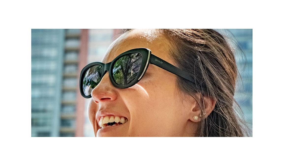 Women's Goodr Brunch Is The New Black - Color: Black Size: OS, Black, large, image 3